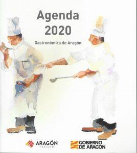 Agenda gastronómica de Aragon 2020