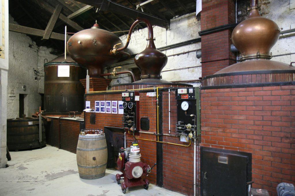 Cognac producción