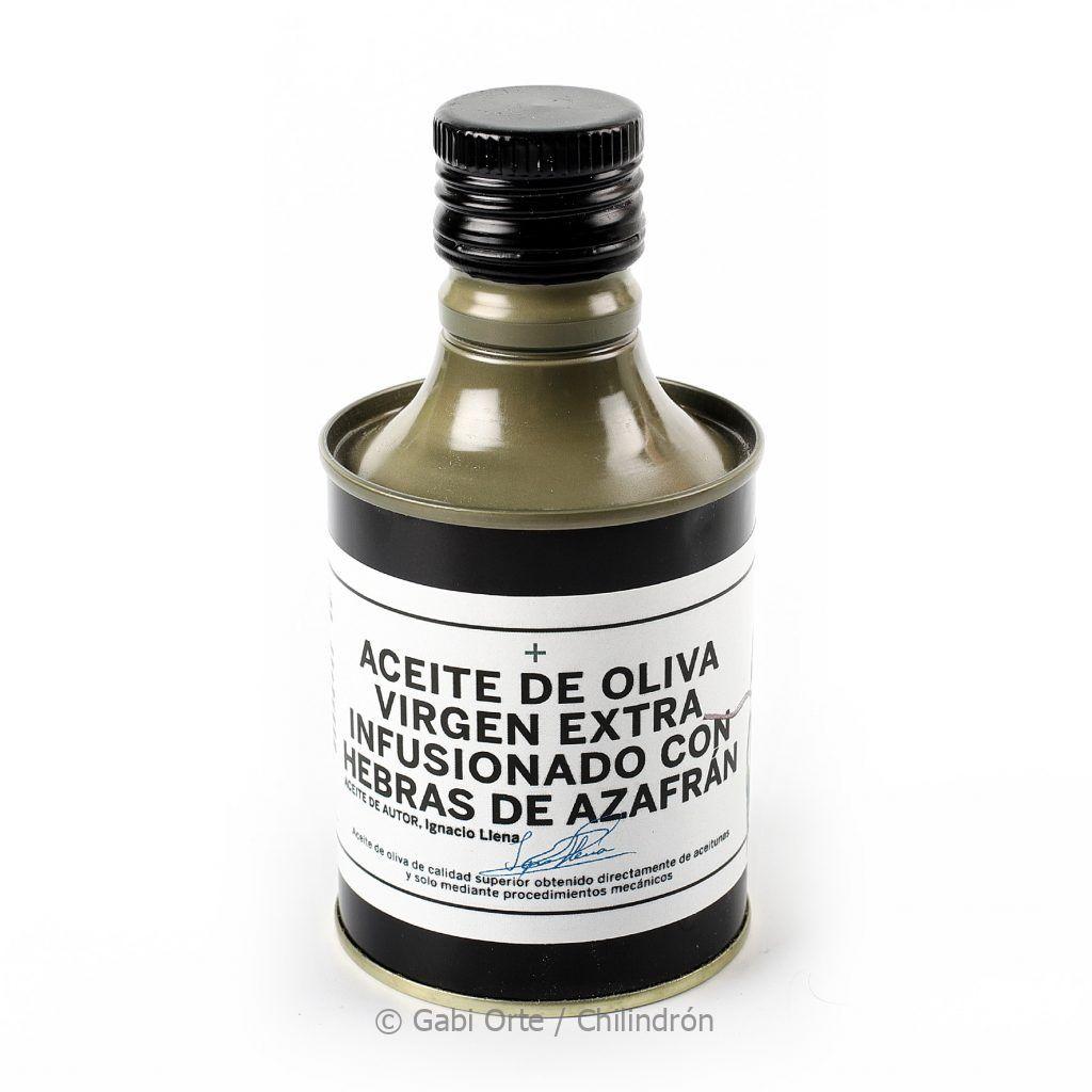 aceite oliva azafran GOC