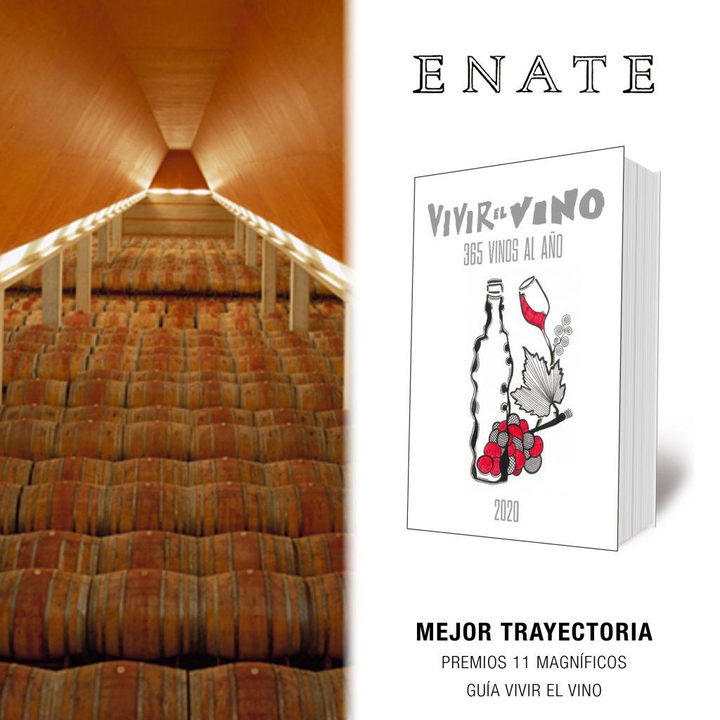 guía vivir el vino Enate