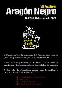 20-01 La Jaula de Grillos FAN menu