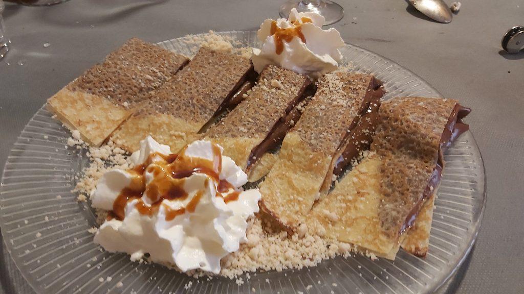 Crep de nutella - El Candelas