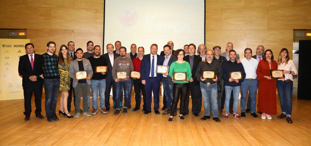 48 XX certamen premios horeca- Foto familia