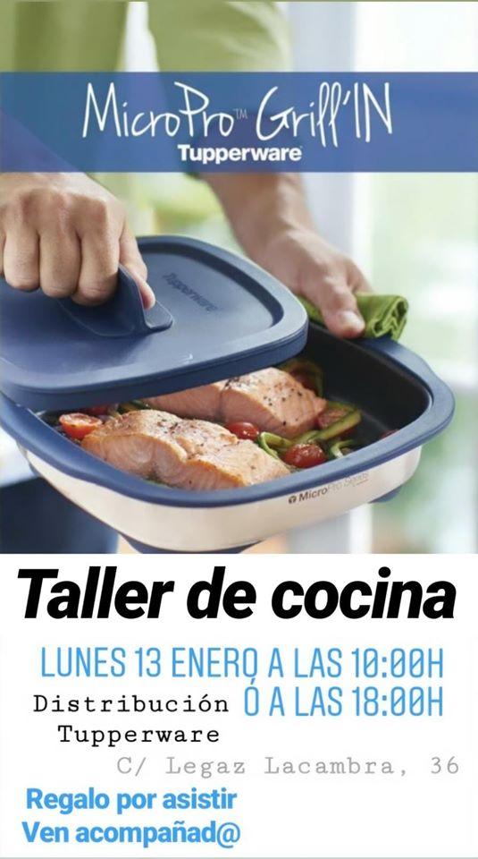 Taller de cocina sana