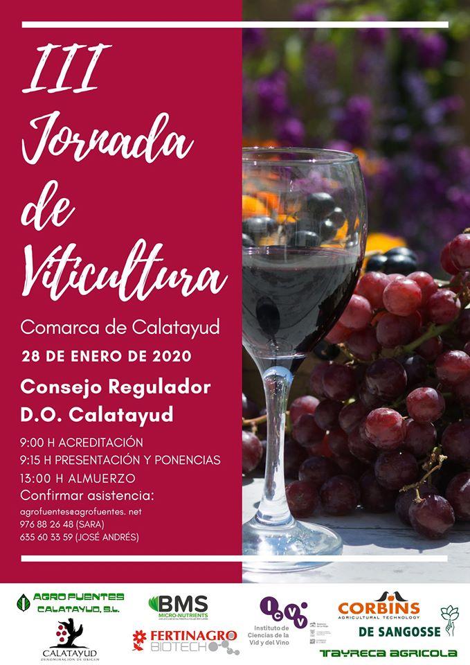 Jornada de Viticultura DO Calayud