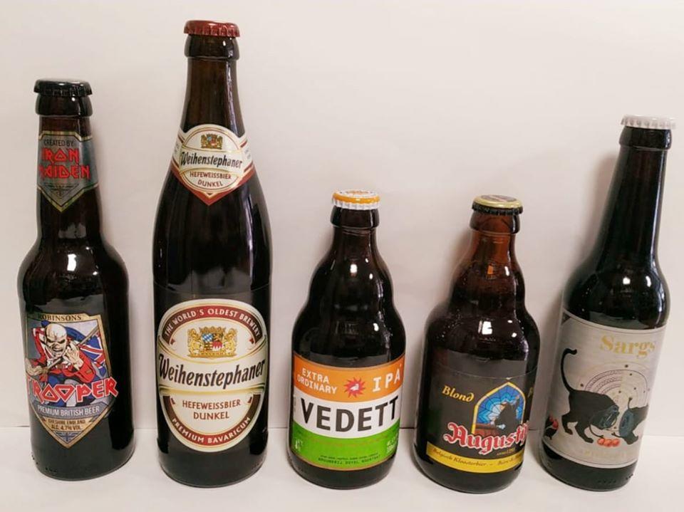 Cata de cervezas El rey de la cerveza