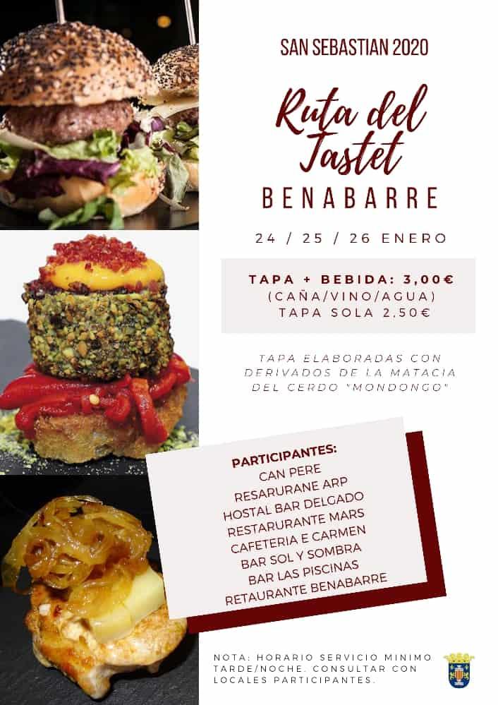 Benabarre.-Ruta-del-Tastet-24-26-de-enero