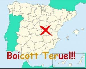 Boicot Teruel