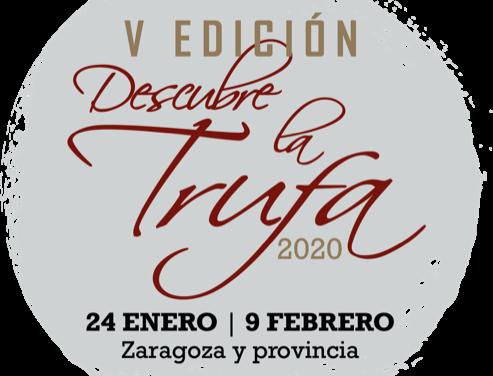 Casa Escartín y Mai Tai, las mejores propuestas con trufa de la provincia de Zaragoza