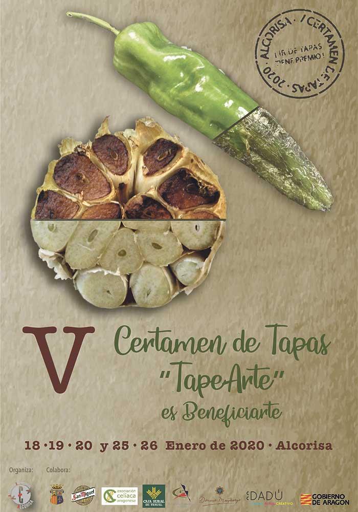 v Certamen de Tapas Alcorisa