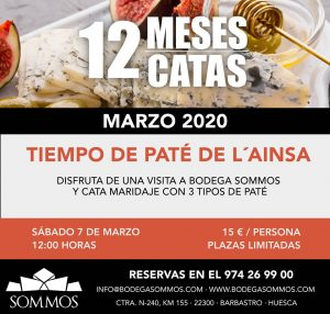 05 marzo SOMMOS Pate