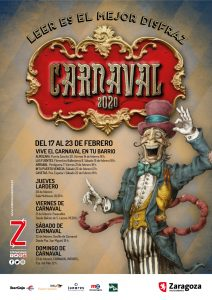 ZGZ cartel-carnaval-2020