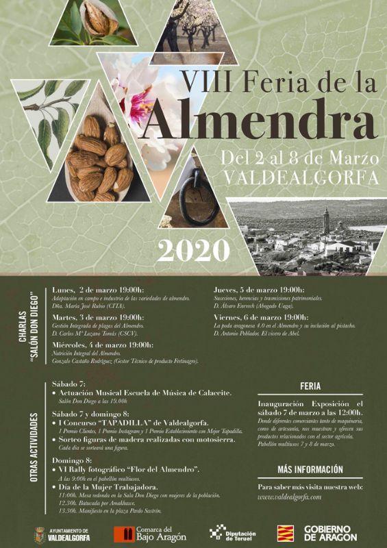 VIII Feria de la Almendra