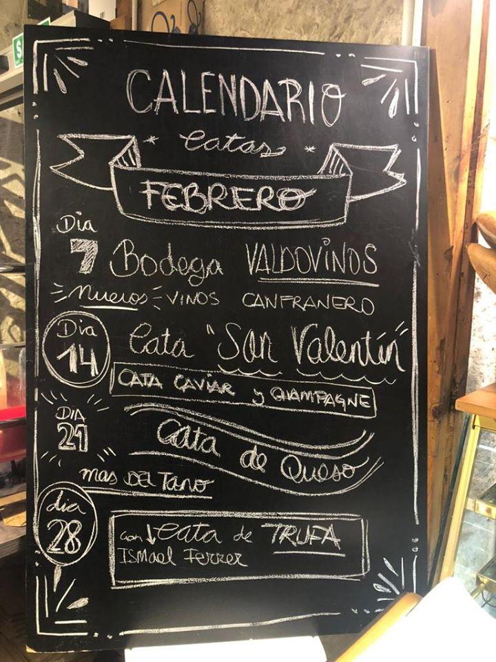 Catas en Chez Marzola
