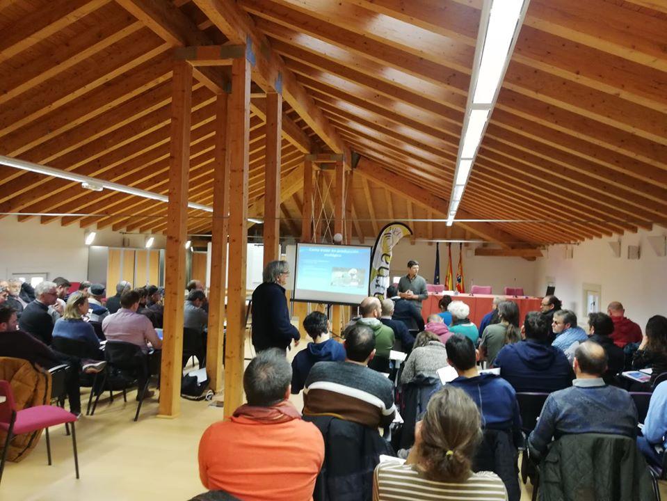 Jornadas de la miel en Aragón