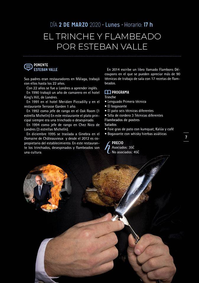 Ponencia Hostelería y Turismo de Huesca