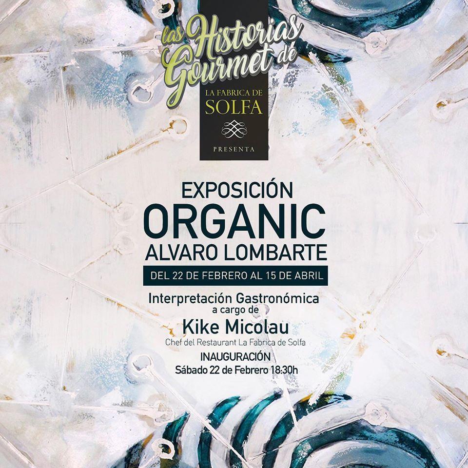 Exposición Organic