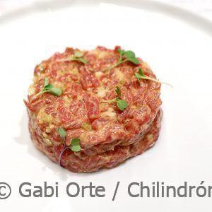 El Papagayo steak tartar GOC 1