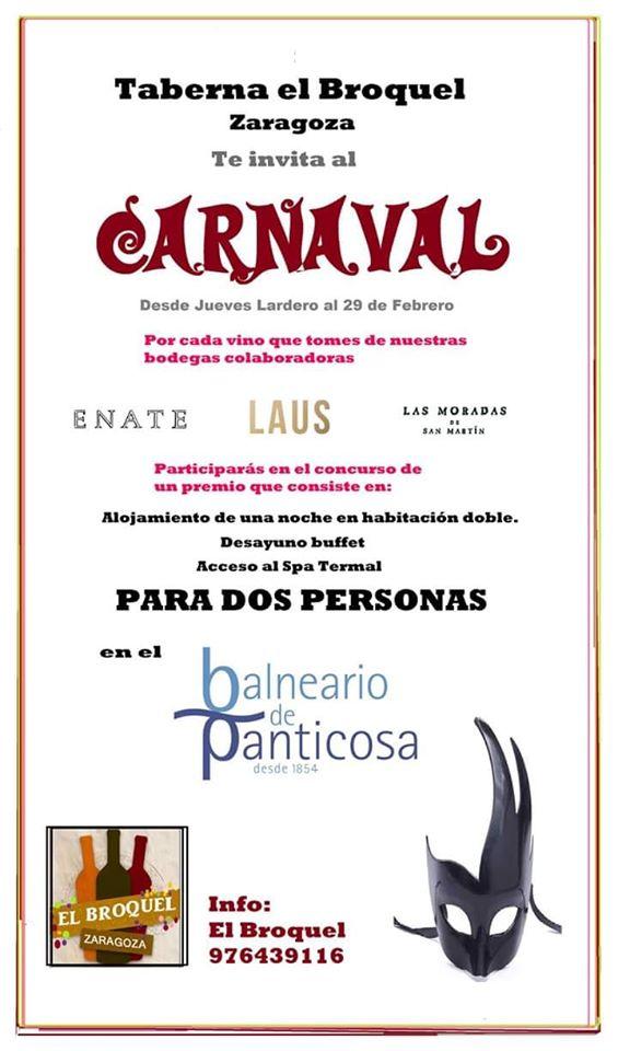 Carnaval en el Broquel