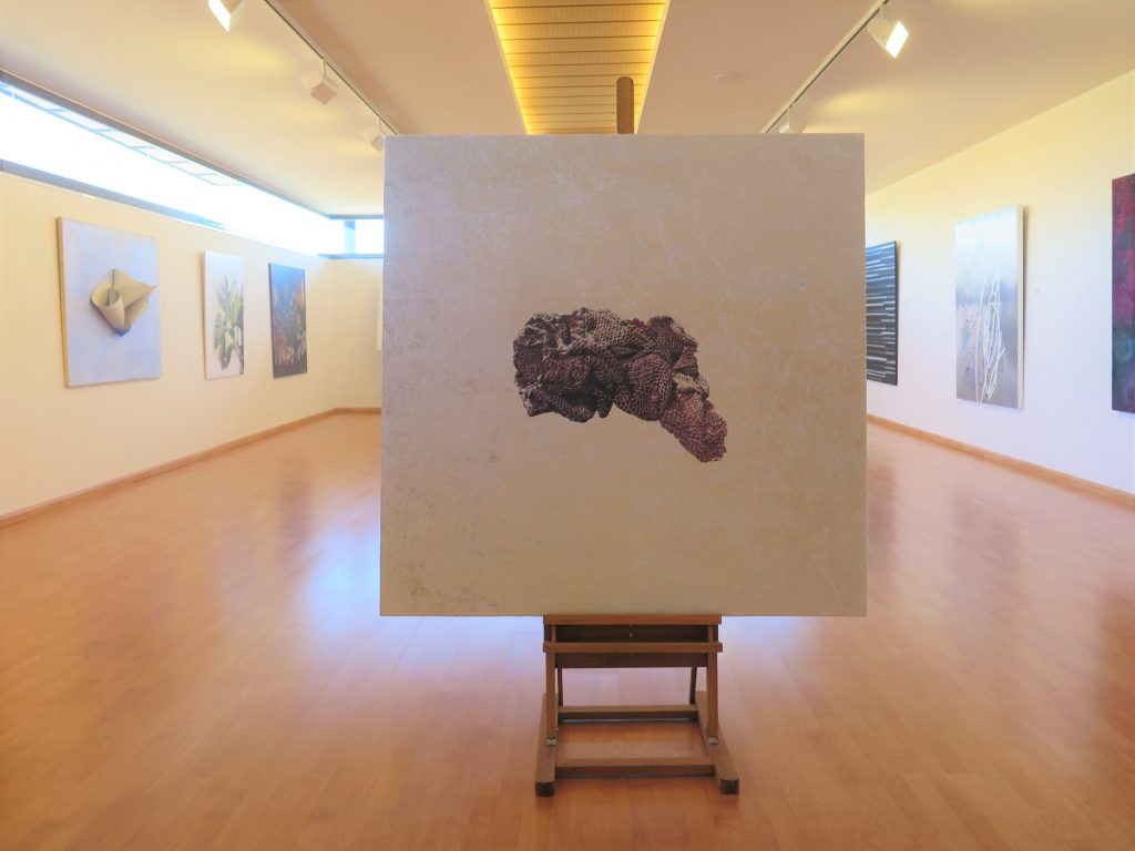 'Enredada' obra ganadora de Charo Carrera