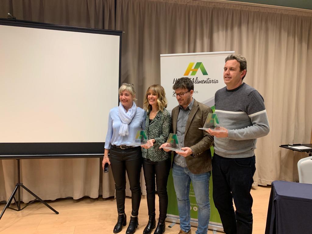 Huesca Alimentaria premios 2020