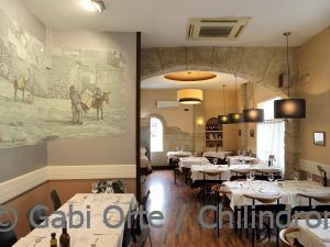 Restaurante El Origen comedor GOC