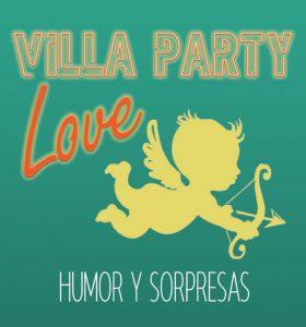 villa Misterio Party Love