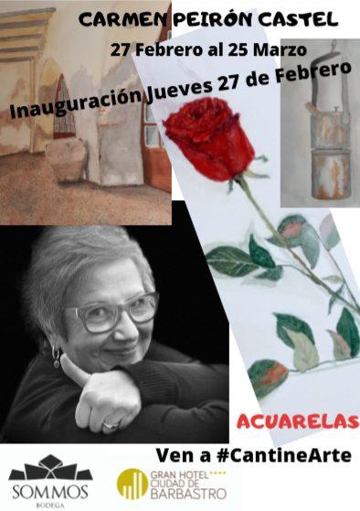 Exposición en Cantinarte