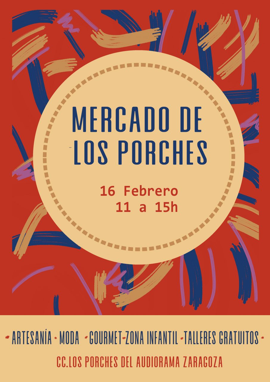 Mercado de los Porches