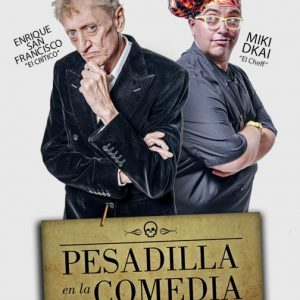 Pesadilla en la comedia