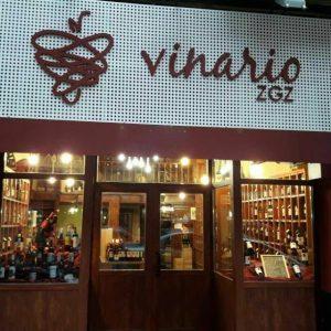 Logo Vinario Zgz