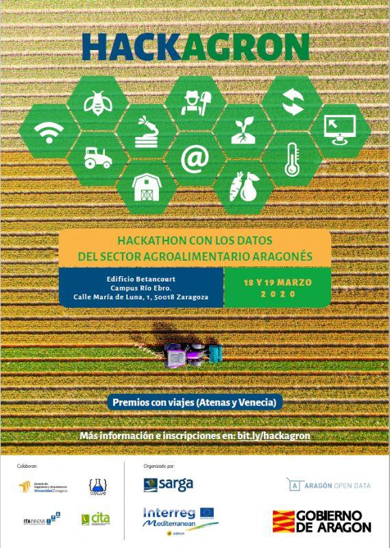 Hackagron del sector agroalimentario