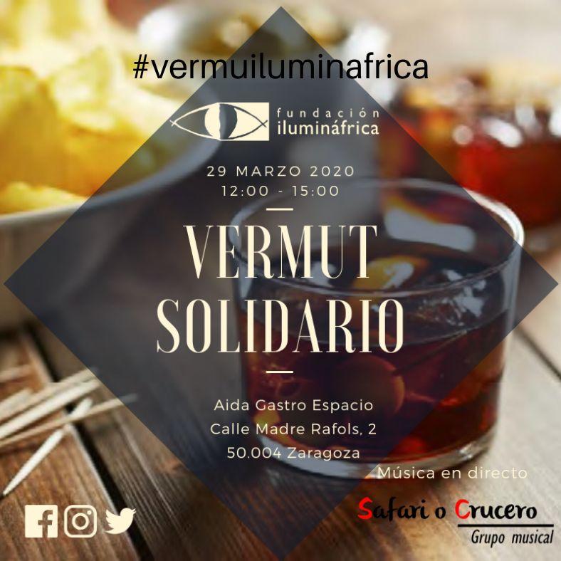 Vermú solidario - Aida Gastroespacio