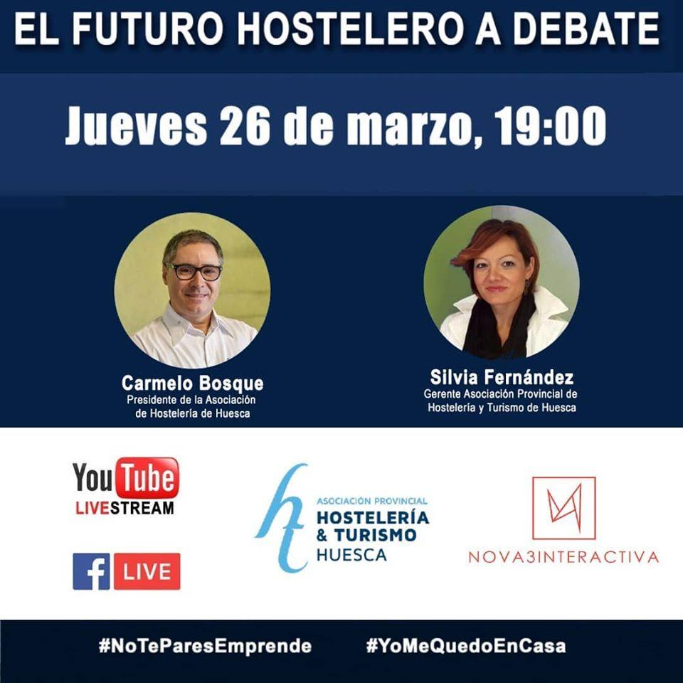 Debate El Futuro de la Hostelería