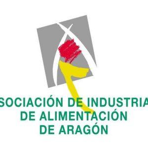 AIAA Asociación industrias alimentación Aragón logo