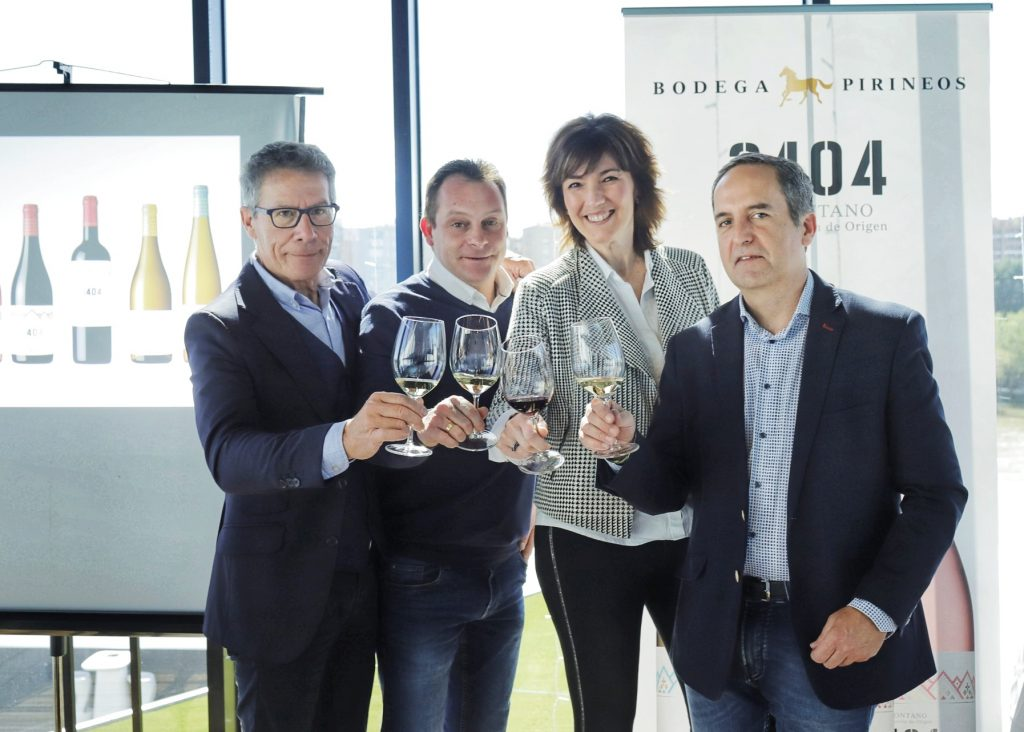 Bodega Pirineos Presentación novedades 2020 GOC