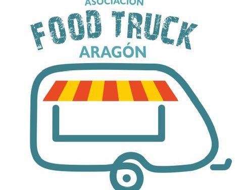 Una foodtruck da servicio en Mercazaragoza a los transportistas de alimentos
