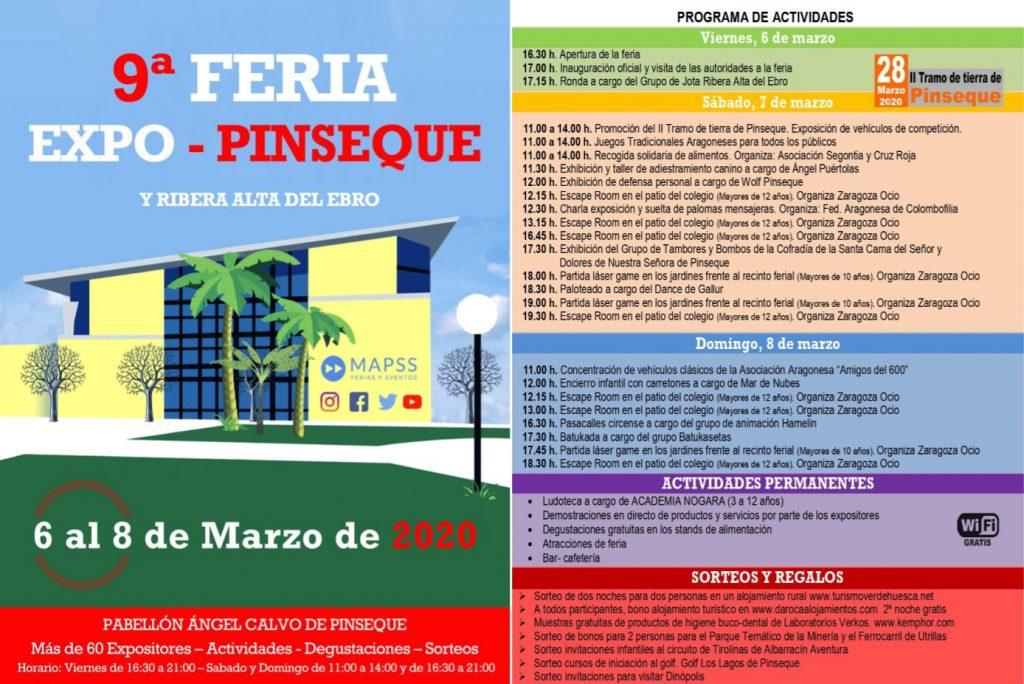 Programa Expo Pinseque