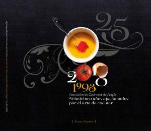 SP portada COCINEROS 25 AÑOS