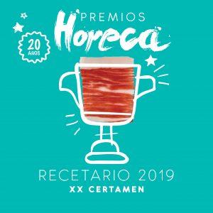 SP portada RECETARIO HORECA 2019