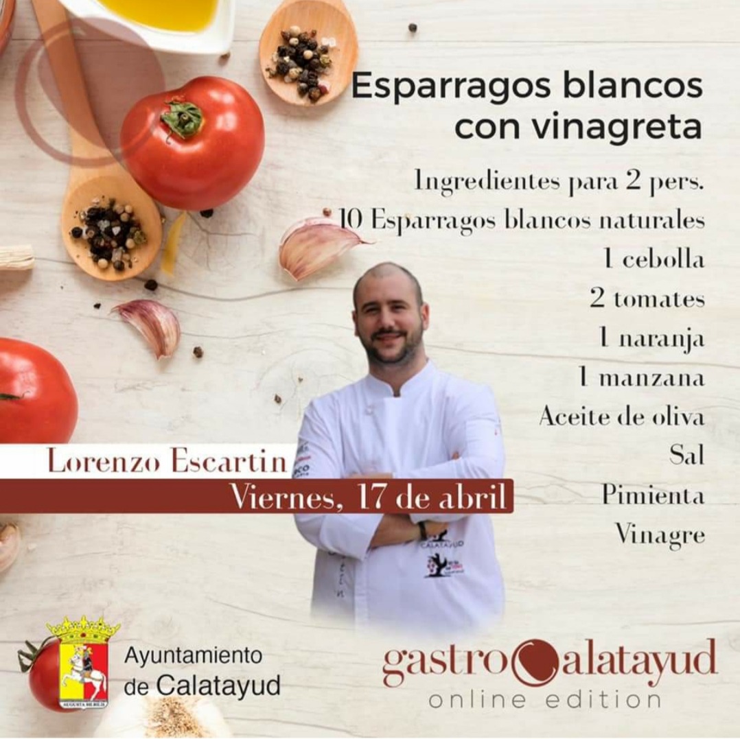 Recetario Lorenzo Escartín