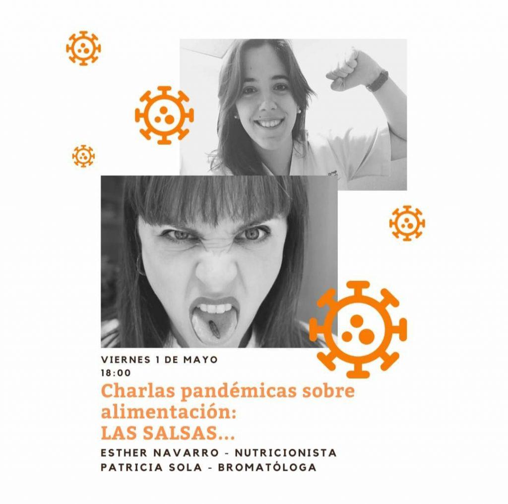 Charlas pandémicas