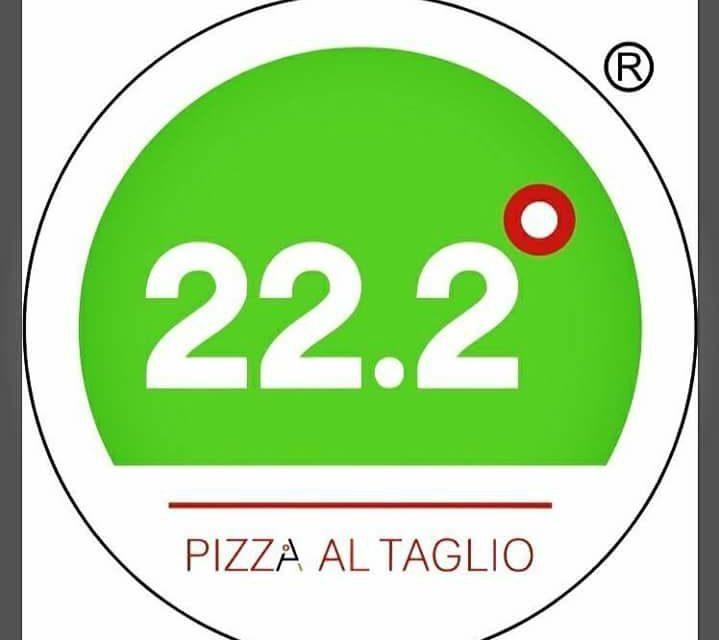 22,2 GRADI PIZZA AL TAGLIO, entre las 25 mejores de España