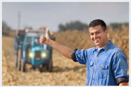 Agricultor positivo PON ARAGON