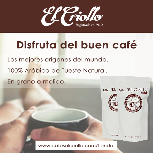 CAFÉS EL CRIOLLO venta on line