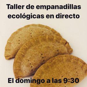 Ecomonegros taller empanadillas