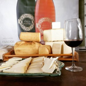 FANBAR tabla queso