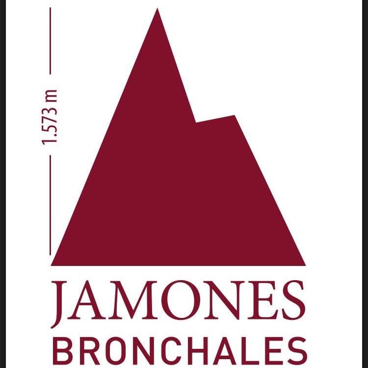 Jamones Bronchales logo