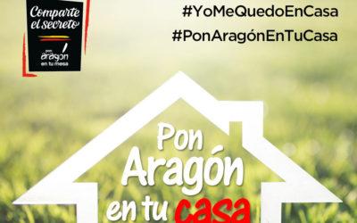 Pon Aragón en tu casa