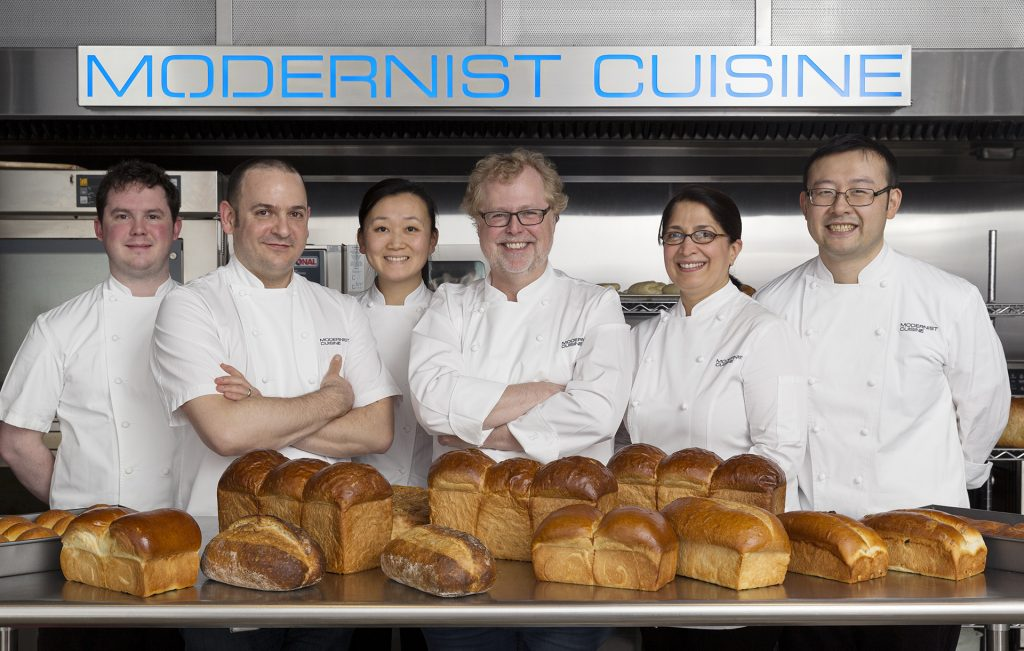 SP Modernist Cuisine Culinary Team